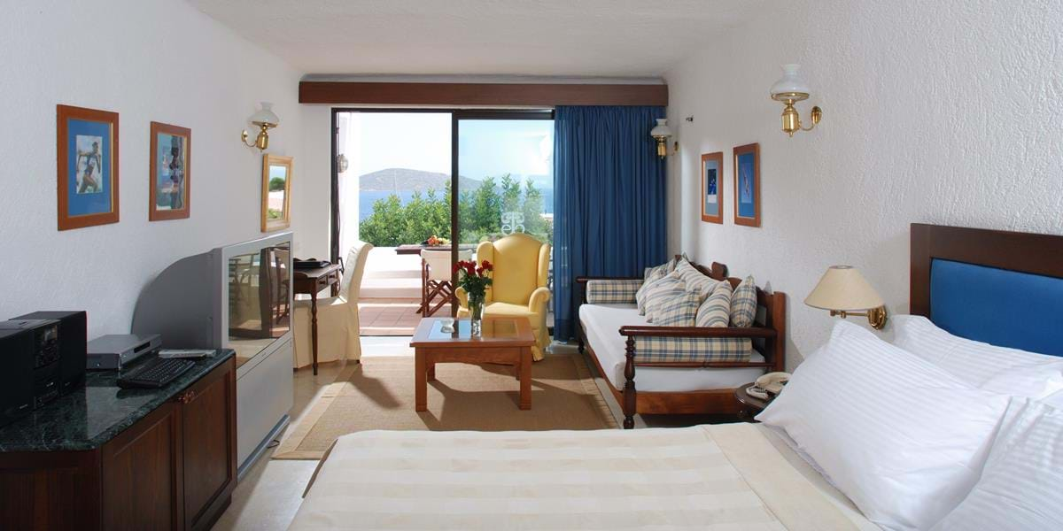 Classic Rooms Side Sea View
