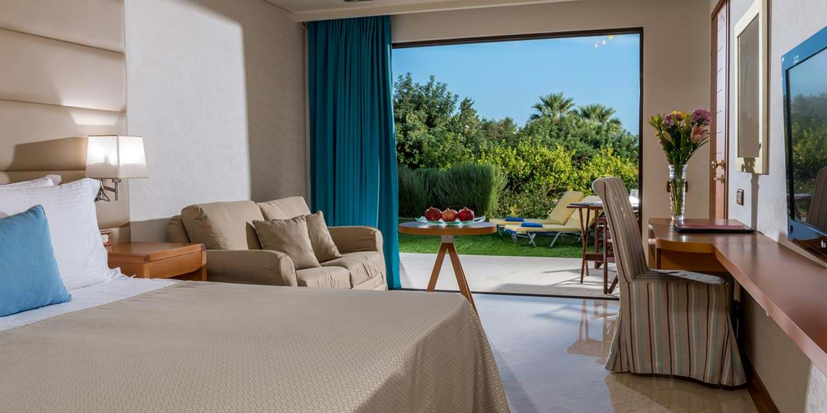 Deluxe Rooms Sea View
