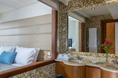 Splendid Club - Deluxe Rooms Sea View - Bathroom