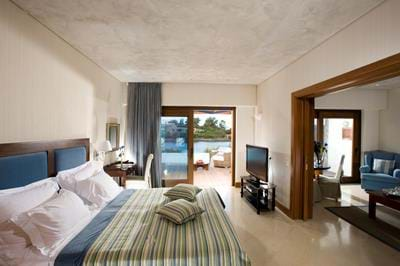 Gold Club - Junior Bungalow Suites Front Sea View with Shared Pool - Interior