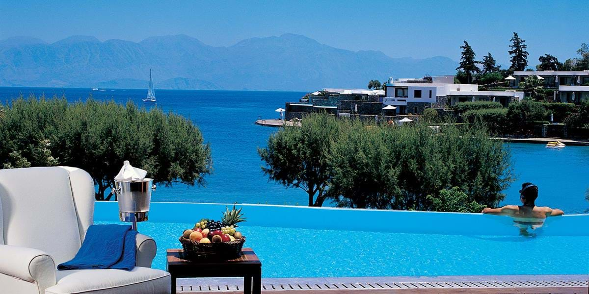 Mediterranean Villas Front Sea View with Private Pool
