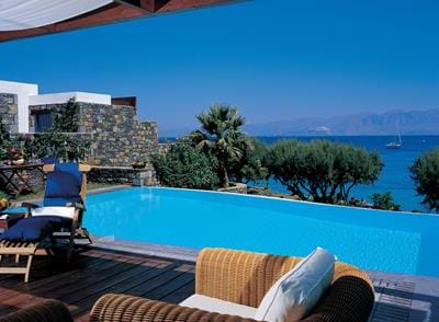 Gold Club - Mediterranean Villas Front Sea View with Private Pool - Exterior