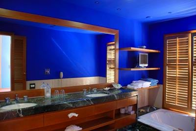 Platinum Club - The Penthouse Suite - Bathroom