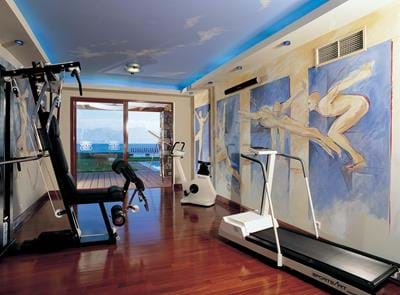 Platinum Club - The Palace Suite - Gym