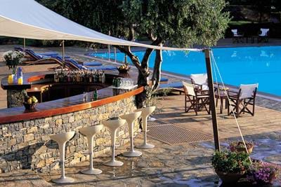 Poseidon Pool Bar
