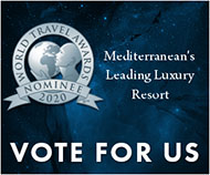 Mediterraneans's Leading  Luxury Resort